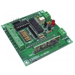 TL-439 Emisor R.F 8 canales...