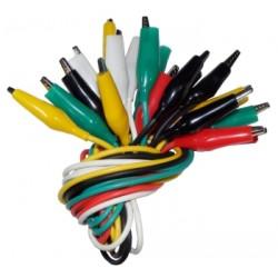 C-6091  Juego 10 cables...
