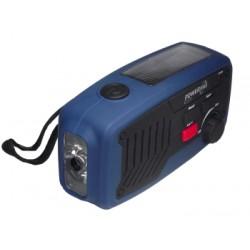 C-0476  Linterna led/radio...
