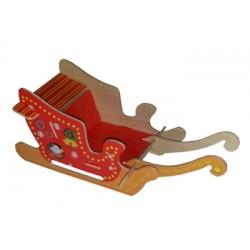 C-9794  3D Santa Claus...