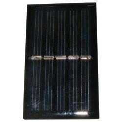 C-0132 Panneau solaire 2.5V...
