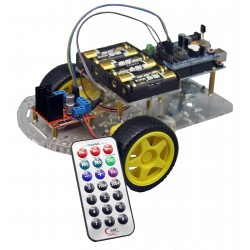 C-9877   Robot with remote...