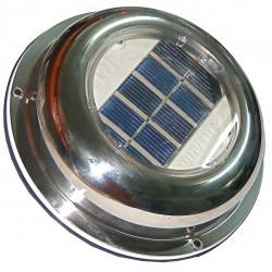 C-0703  SOLAR FAN INOX