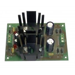 1A. SYMETRICAL POWER SUPPLY...
