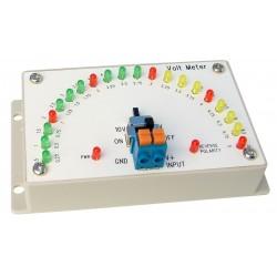 C-0205  LED VOLTMETER FOR...