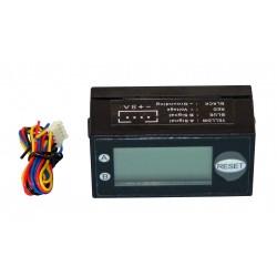 C-8418 DOUBLE COMPTEUR LCD...