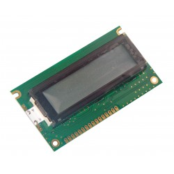 C-2605  LCD display 2 rows...