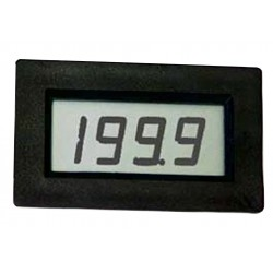 C-8401  Voltmeter with LCD...