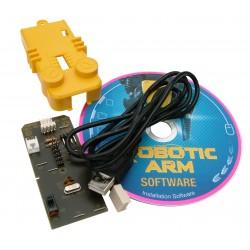 C-9896 USB PER BRAÇ ROBÒTIC...