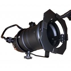 EX-58SN  Projector negre PAR20