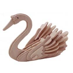 C-9771 Puzzle 3D Swan