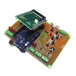 AT-09  board  for ARDUINO