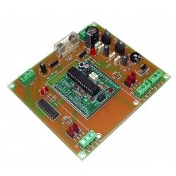 AT-02   Board for ATMEGA328