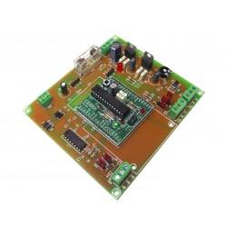 AT-04  Board for ATMEGA328