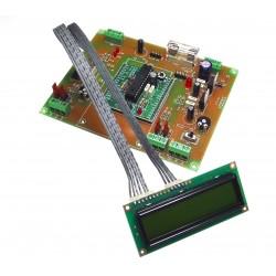 AT-06  Plaque pour ATMega328