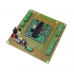 AT-08   Board for ATMEGA328