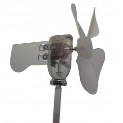 C-0210  Mini éolienne avec...