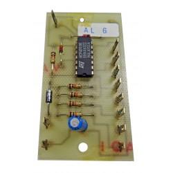 AL-6  4 input circuit