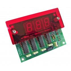CD-101  3 digit digital...