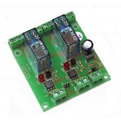 T-35 Interface 2 relais...