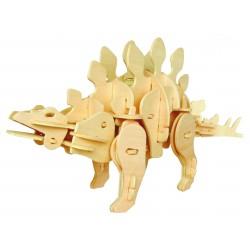 C-9908  Stegosaurus robot kit