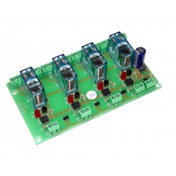 T-31 Interface 4 reles...