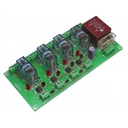 T-41 Interface 4 reles...