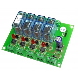 T-51 Interface 4 reles...