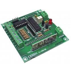 TL-429 Emisor R.F 8 canales...