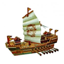 C-9712  3D Puzzle Boat