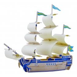 C-9715  3D Puzzle Boat