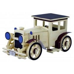 C-9728  Puzzle automóvil 3D