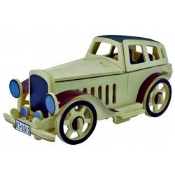 C-9727  Puzzle automóvil 3D