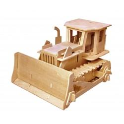 C-9913  Excavadora de fusta 3D