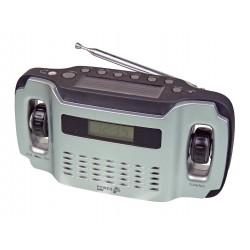 EK-1021  AM / FM radio and...