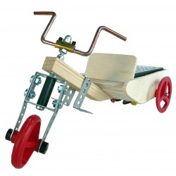 C-6138  Tricycle solaire....