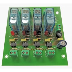 T-1C Interface 4 relays...