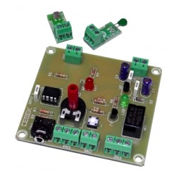 UCPIC-3   Circuit PICAXE...