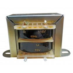 TAFE-4  15V / 1A transformer